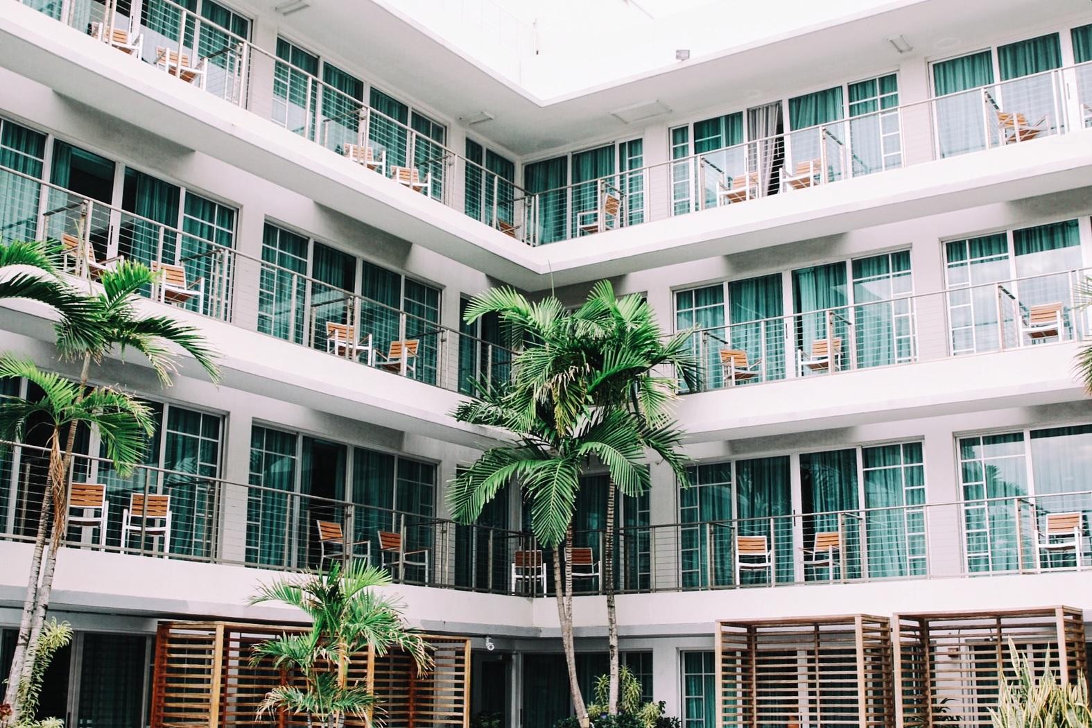 palmen hotel